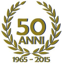 50 anni di attività