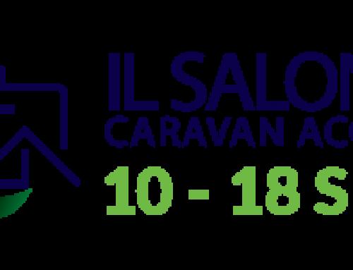 Presenti al Salone del camper Parma dall 10 al 18 settembre 2016