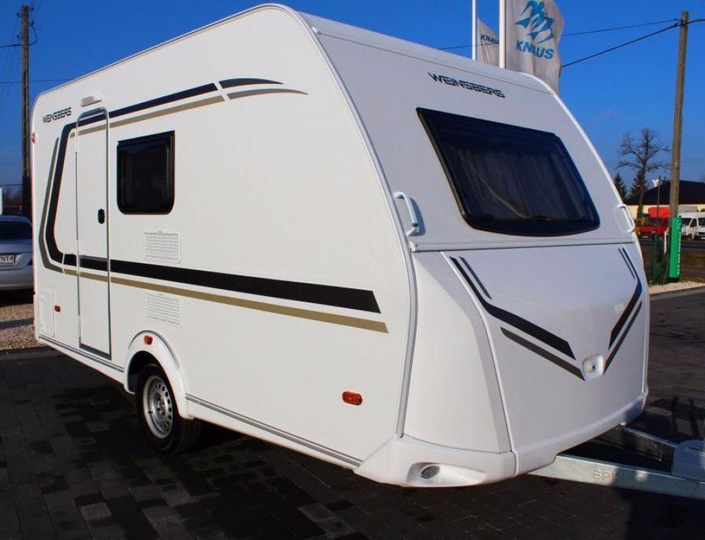 Caravan WEINSBERG 390 QD 2017