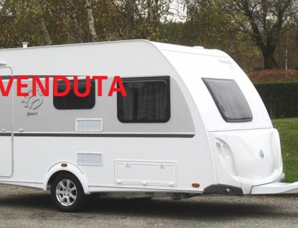 Caravan KNAUS SPORT 420 QD 2017