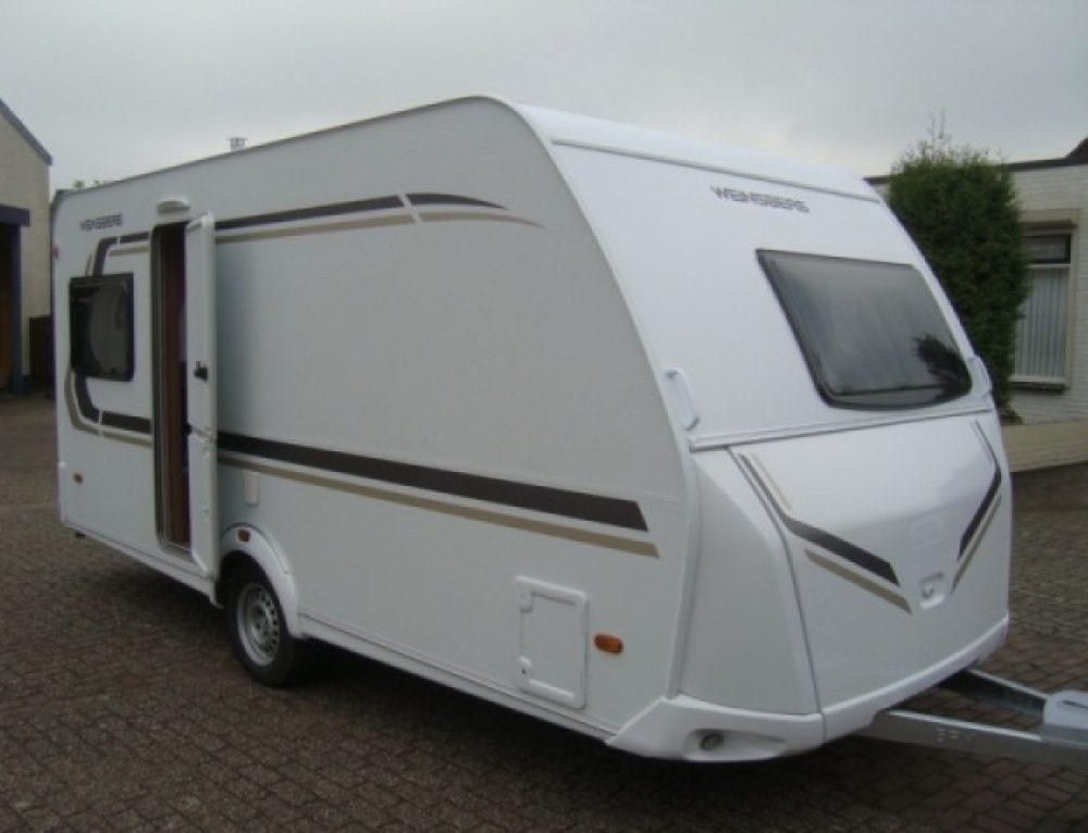 Caravan KNAUS WEINSBERG 450 FU