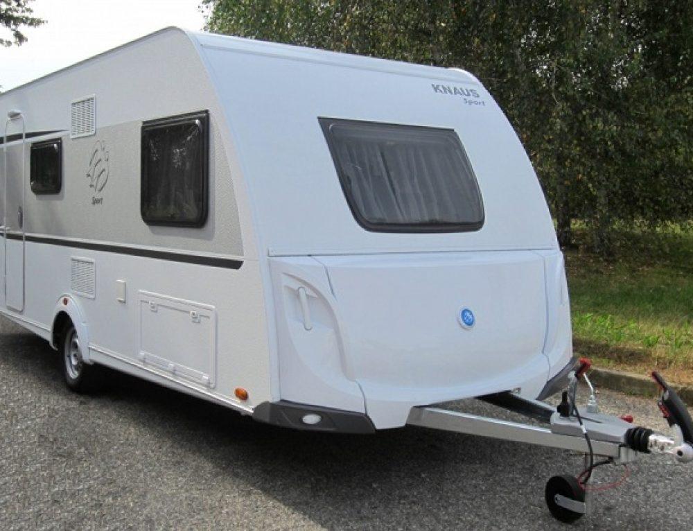 Caravan KNAUS SPORT 500 QDK NUOVA – modello 2018