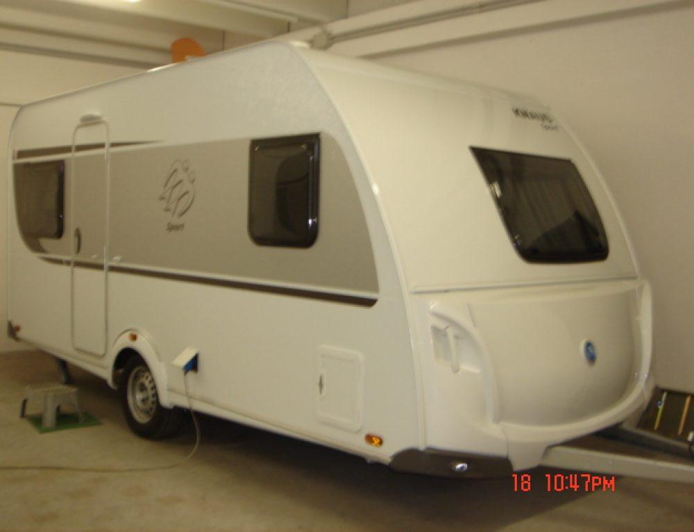 Caravan KNAUS SPORT 450 FU NUOVA – modello 2018