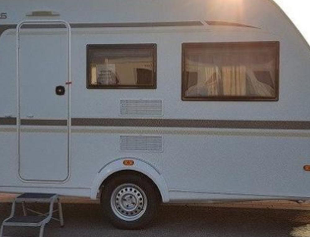 Caravan WEINSBERG 390 QD 2019