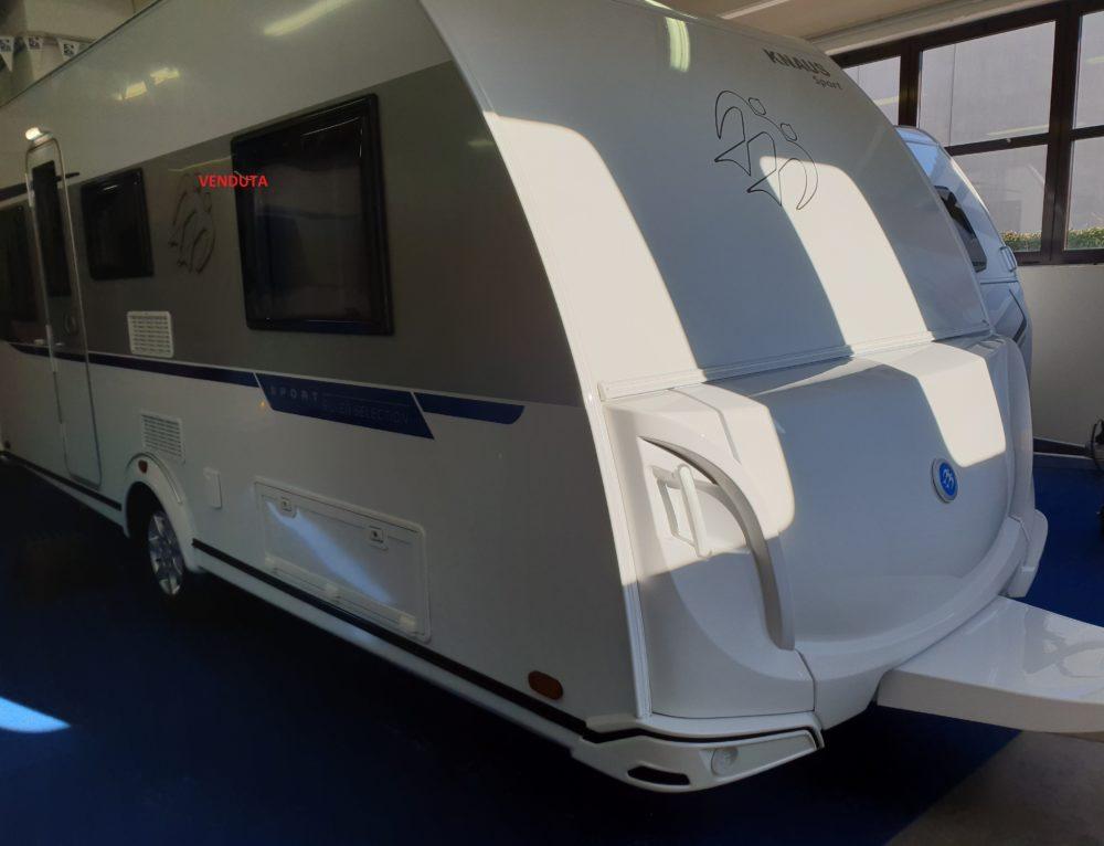 Caravan KNAUS SPORT SILVER SELECTION 500 EU 2019