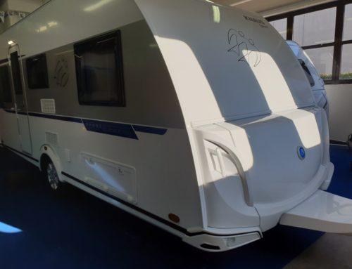 Caravan KNAUS SPORT SILVER SELECTION 500 EU 2021
