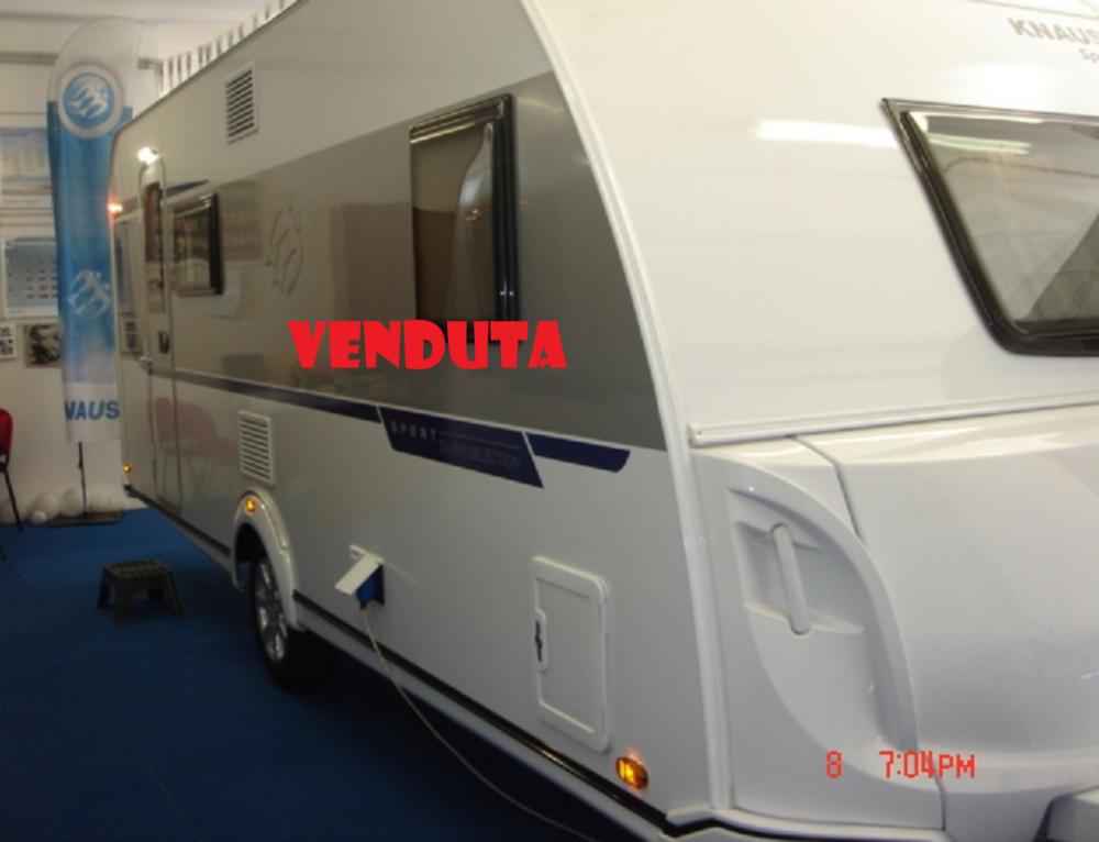 Caravan KNAUS SPORT SILVER SELECTION 540 FDK 2019