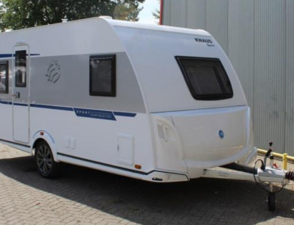KNAUS SPORT 450 FU SILVER SELECTION 2020