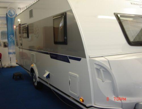 Caravan KNAUS SPORT SILVER SELECTION 540 FDK 2021