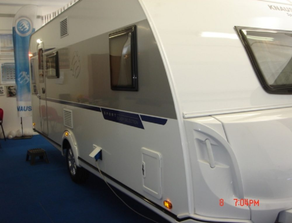 Caravan KNAUS SPORT SILVER SELECTION 540 FDK 2020
