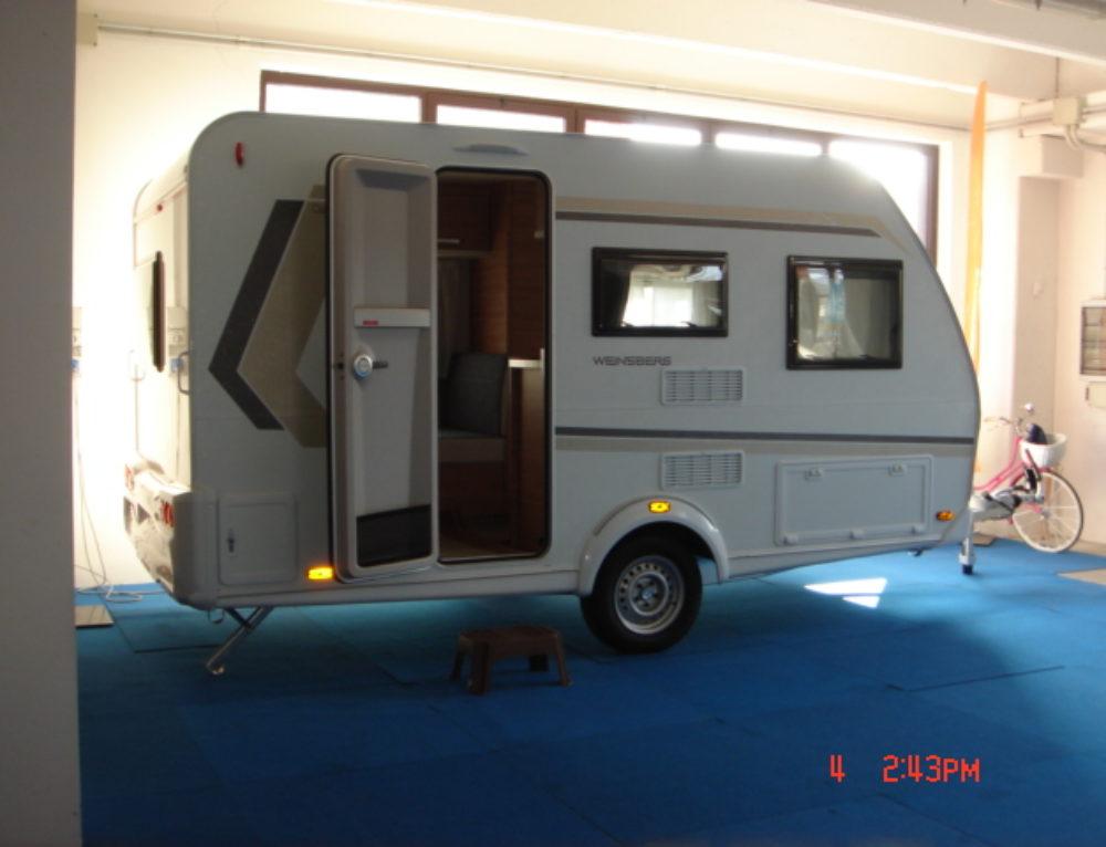 Caravan WEINSBERG 390 QD 2020