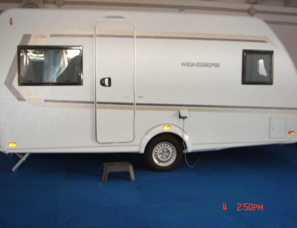 Caravan WEINSBERG 450 fu 2020